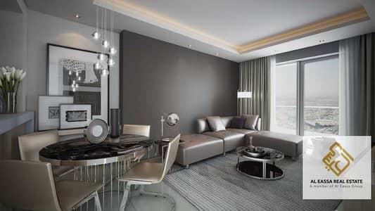 استوديو  للبيع في الخليج التجاري، دبي - Luxury Studio I Guaranteed ROI 8% I  Mid Floor