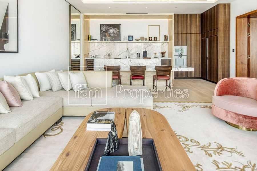Duplex | Iconic views| Furnished| High floor