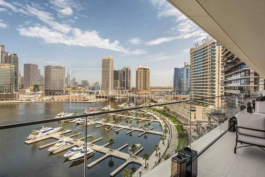 2 Duplex | Iconic views| Furnished| High floor