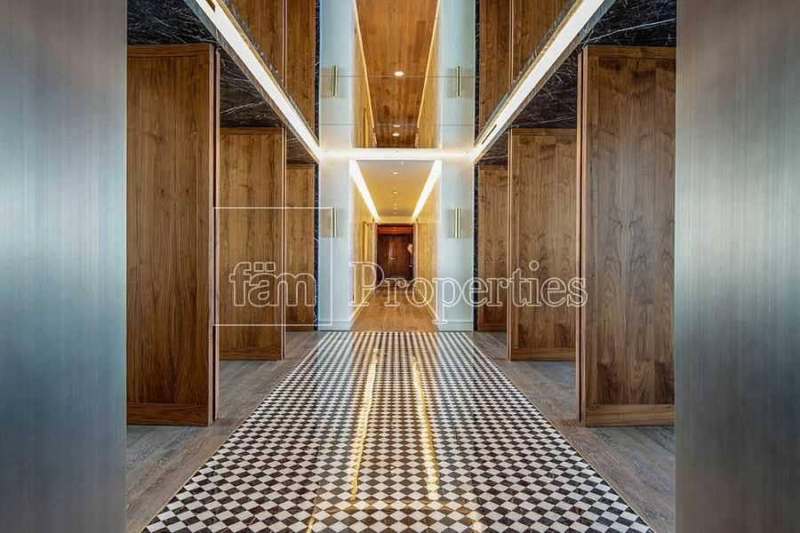 20 Duplex | Iconic views| Furnished| High floor