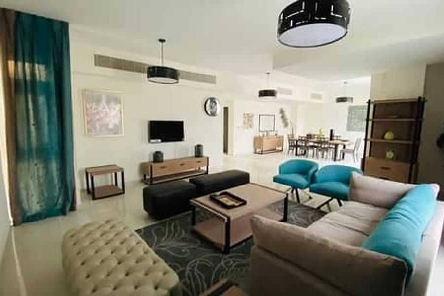 2 3BR Villa | fully furnished | Resale Akoya Oxygen