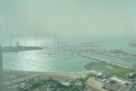 2 Bedroom Apartment for Rent in Dubai Marina, Dubai - Luxurious 2BR with stunning Sea Palm view