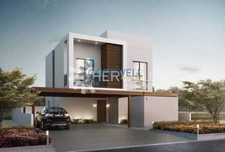 تاون هاوس 3 غرف نوم للبيع في الغدیر، أبوظبي - Maintenance Free