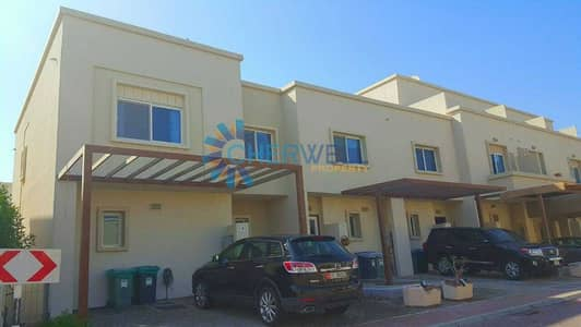 3 Bedroom Villa for Sale in Al Reef, Abu Dhabi - Single Row | Well Maintained Villa | Rent Refundable
