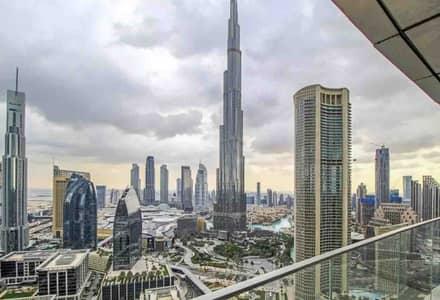 "3 Bedroom Hotel Apartment for Rent in Downtown Dubai, Dubai - ""High Floor   Prime Location   Best Offer"""