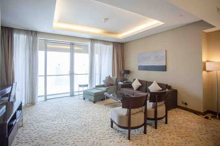"""1 Bedroom Hotel Apartment for Rent in Downtown Dubai, Dubai - """"Luxury Furnished One Bedroom 