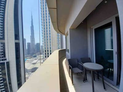 """1 Bedroom Hotel Apartment for Rent in Downtown Dubai, Dubai - """"Burj Khalifa & City View 