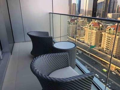 شقة فندقية 1 غرفة نوم للايجار في وسط مدينة دبي، دبي - شقة فندقية في العنوان بوليفارد وسط مدينة دبي 1 غرف 185000 درهم - 5138076