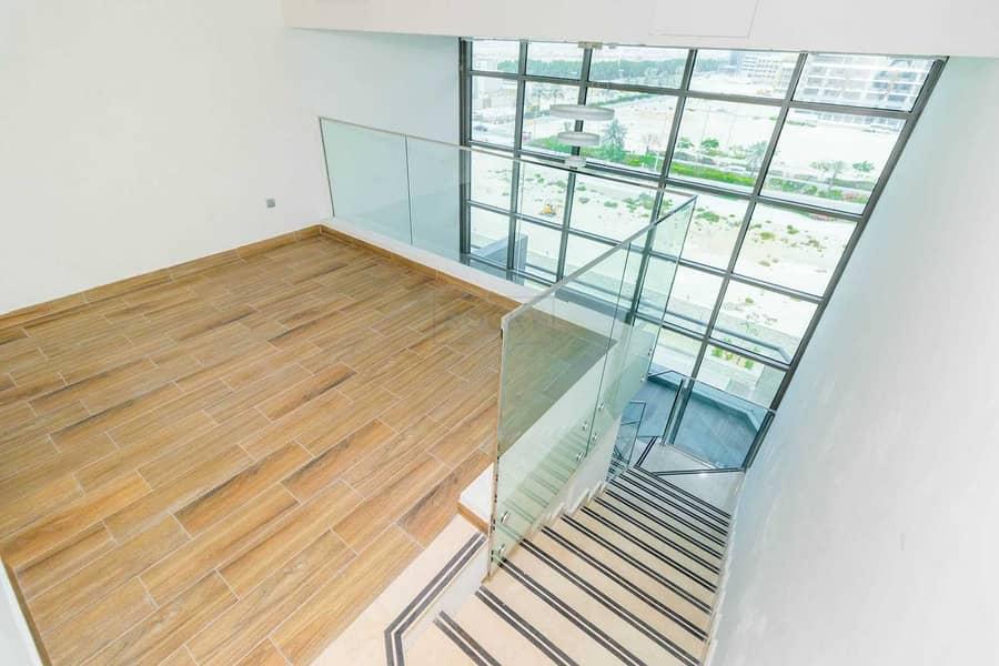 2 MONTHS FREE!! Luxurious 1 B/R Duplex Apartment with Big Terrace   Amazing Amenities    JVC