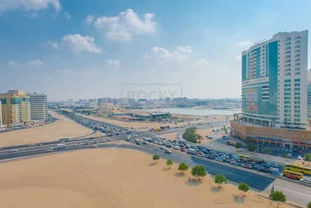 محل تجاري  للايجار في النهدة، دبي - Spacious 2500 Sq. ft. Shop Close to NMC Hospital in Al  Nahda
