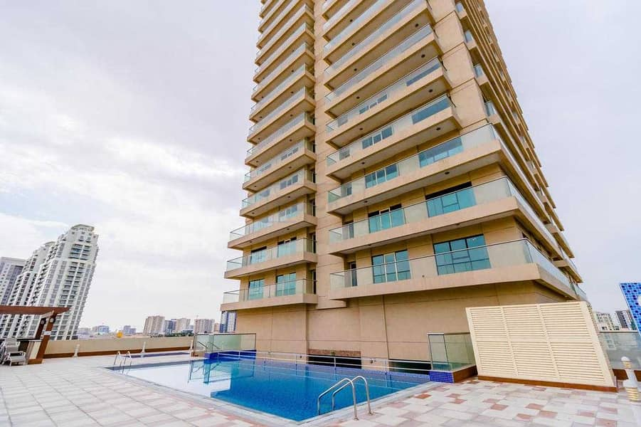 25 Spacious 3 BR Apartments with CENTRAL A/C (CHILLER) FREE | Maids Room | Store/Laundry Room |  Silicon Oasis