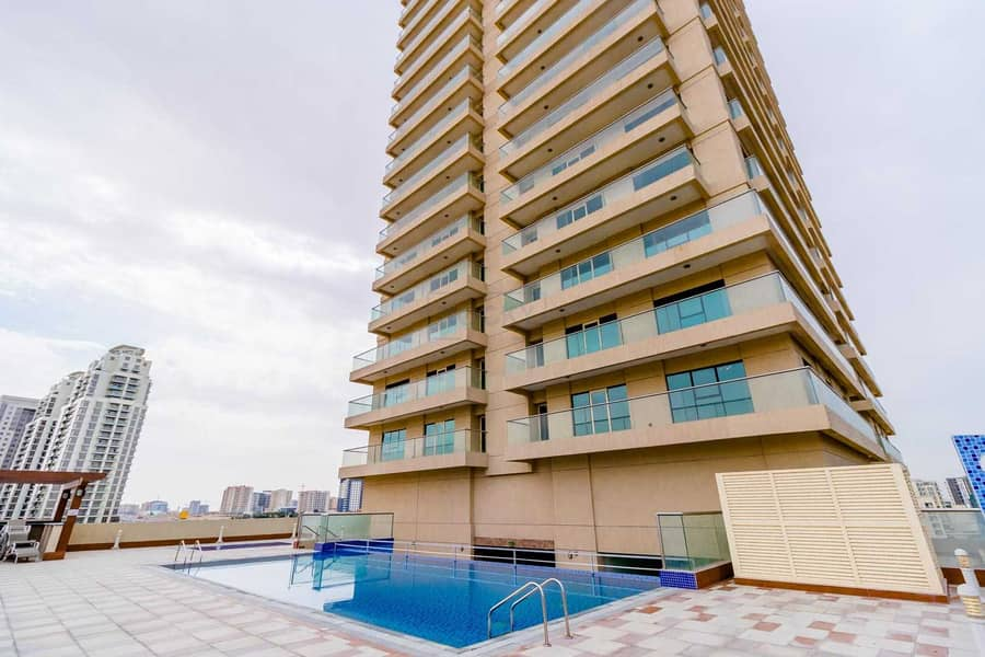 35 Spacious 3 BR Apartments with CENTRAL A/C (CHILLER) FREE | Maids Room | Store/Laundry Room |  Silicon Oasis