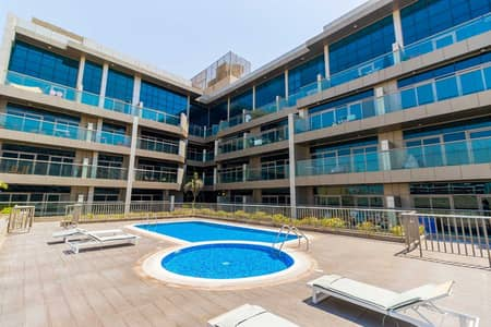 1 Bedroom Flat for Rent in Jumeirah Village Circle (JVC), Dubai - 2 MONTHS FREE!! High Quality Finished 1 B/R Apartment with Big Balcony | Amazing Amenities | JVC