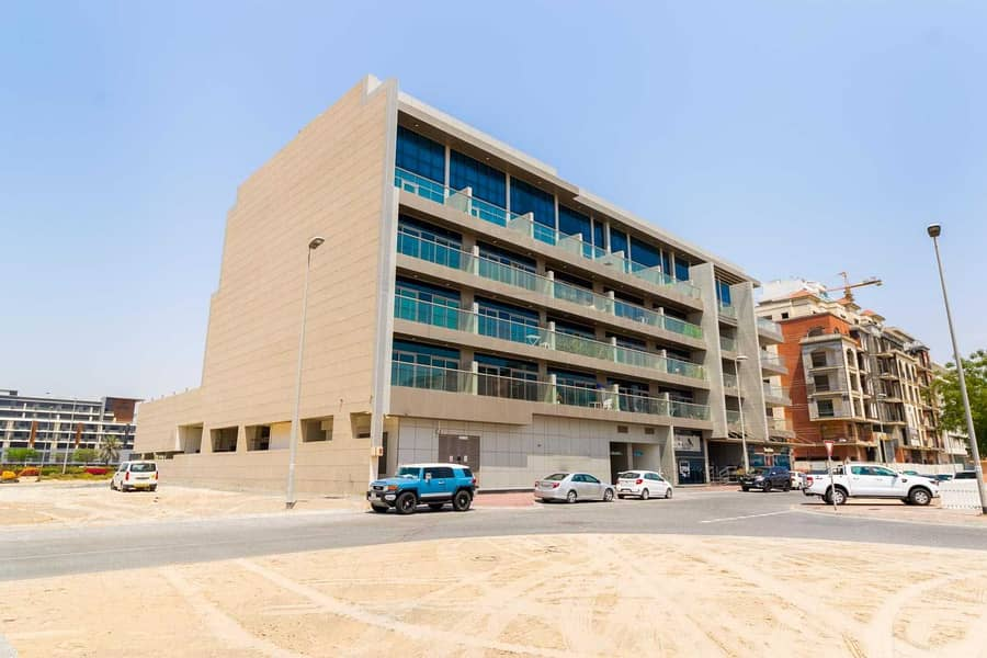 17 2 MONTHS FREE!! High Quality Finished 1 B/R Apartment with Big Balcony | Amazing Amenities | JVC