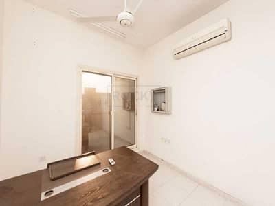 Office for Rent in Deira, Dubai - 240 Sq. Ft. Office | Semi-Fitted | Split A/C | Deira