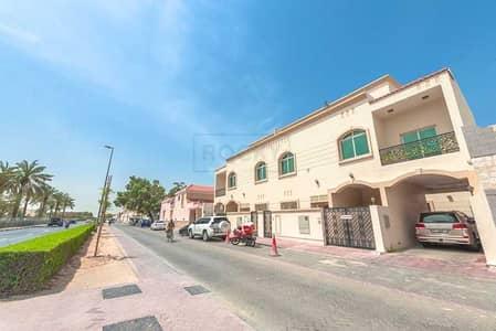 3 Bedroom Villa for Rent in Al Satwa, Dubai - Adorable 3 B/R Compound Villa with Split Unit   Prime Location   Satwa