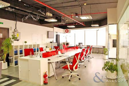 Office for Sale in Jumeirah Lake Towers (JLT), Dubai - Luxury Fitted | Close To Metro | 3 Parking