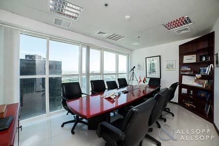 Office for Sale in Jumeirah Lake Towers (JLT), Dubai - Investor Deal | Tenanted | Ready ROI | Grade A