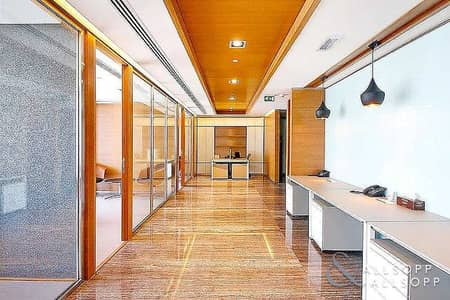 Office for Sale in Business Bay, Dubai - Luxury Furnished | High Floor | Rare On Market
