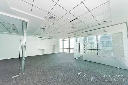 Office for Rent in DIFC, Dubai - Quality Fitted | Glass Partitions | EFT