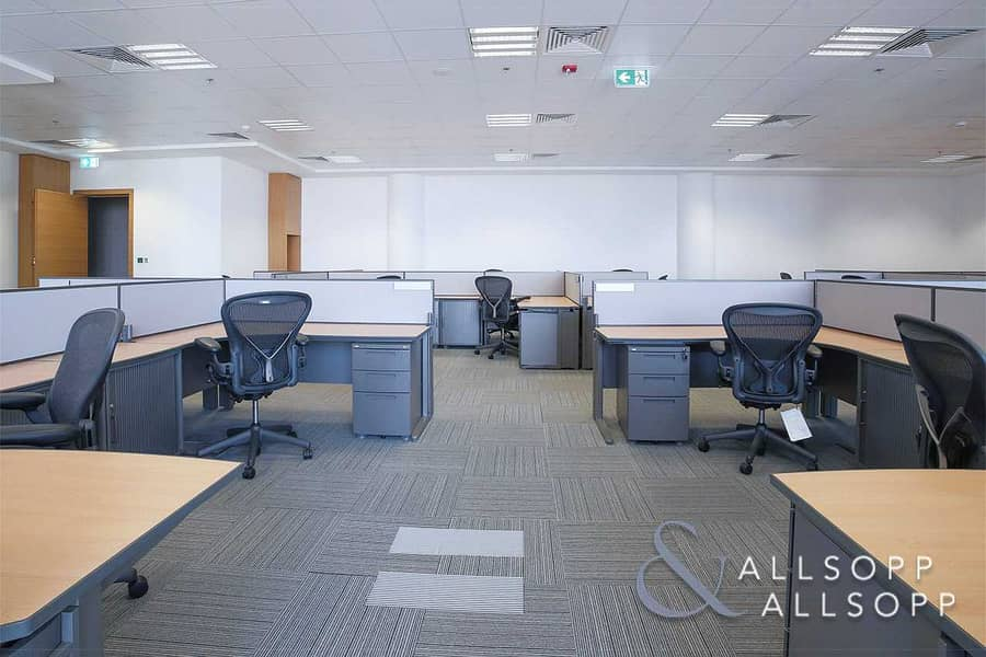 2 Fitted and Furnished   Luxury Office   DIFC