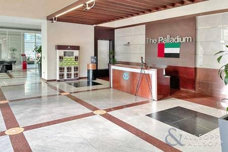 مکتب  للبيع في أبراج بحيرات الجميرا، دبي - 10%+ Net ROI |Rented Til March 2023| Negotiable