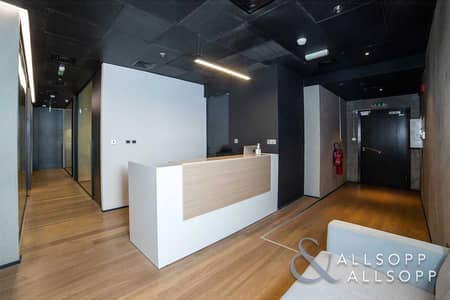 Office for Sale in Business Bay, Dubai - Fitted Unit | Vacant On Transfer | Rare Unit