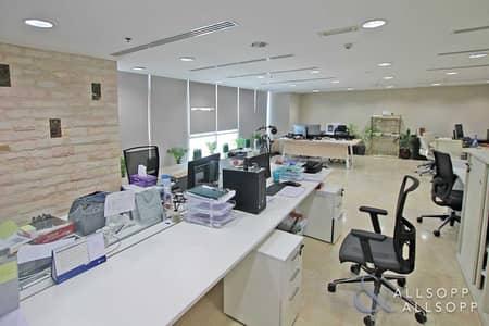 Office for Sale in Jumeirah Lake Towers (JLT), Dubai - Marina View | Video + 360 Tour | Ready ROI