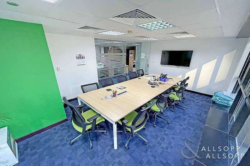Fully Fitted | Partitioned Office | 7%+ ROI