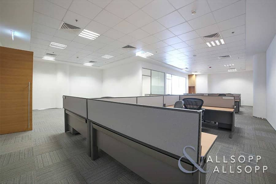 2 Grade A | Furnished & Fitted Office | DIFC