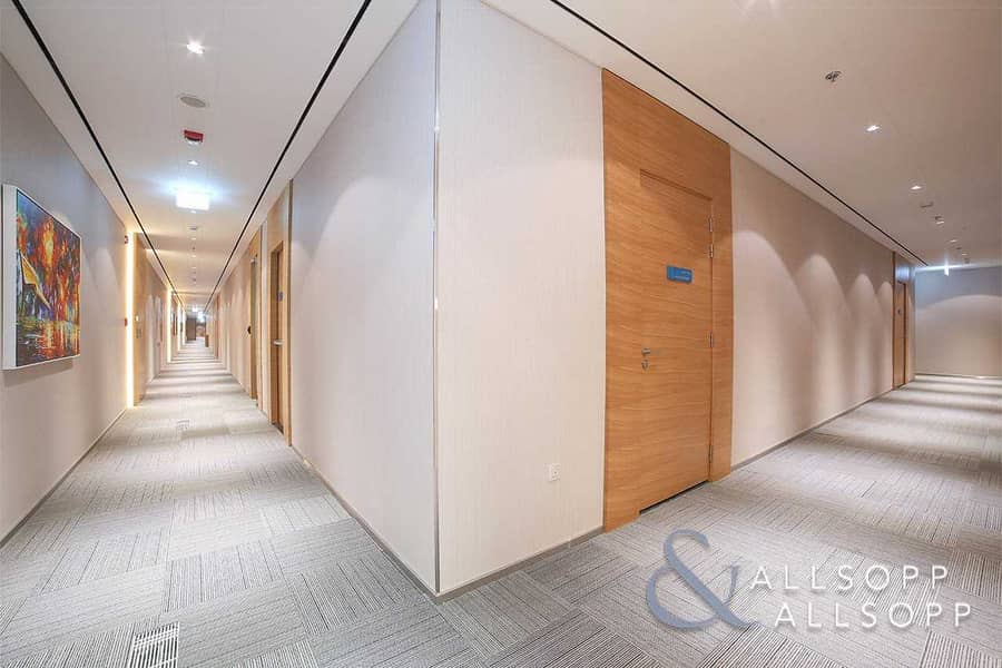 18 Grade A | Furnished & Fitted Office | DIFC