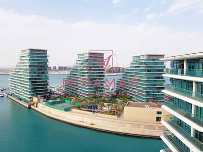 3 Bedroom Flat for Sale in Al Raha Beach, Abu Dhabi - NO COMMISSION | FULL SEA VIEW | LARGE UNIT | NO 2% ADM TRANSFER FEES