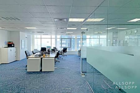 مکتب  للبيع في برشا هايتس (تيكوم)، دبي - Quality Furnished | Big Boardroom | Ready ROI