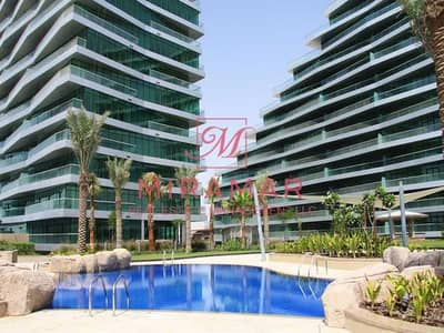 1 Bedroom Apartment for Rent in Al Raha Beach, Abu Dhabi - HOT DEAL | HUGE TERRACE | OPEN KITCHEN | SMART LAYOUT