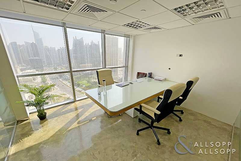 Fully Fitted | Partitioned | High Floor Unit