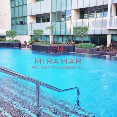 شقة 1 غرفة نوم للبيع في شاطئ الراحة، أبوظبي - HOT DEAL! PARTIAL SEA VIEW | BEST INVESTMENT | SMART LAYOUT