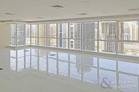مکتب  للبيع في أبراج بحيرات الجميرا، دبي - Brand New Fit out | Lake Views | Open Plan