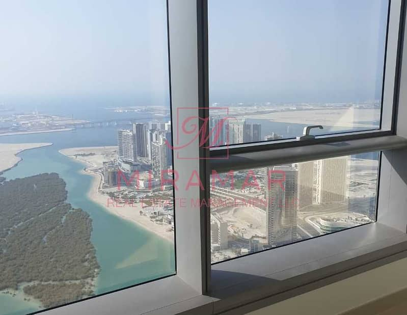 LARGEST 2B+MAIDS+STUDY APARTMENT   HIGH FLOOR   AMAZING VIEW
