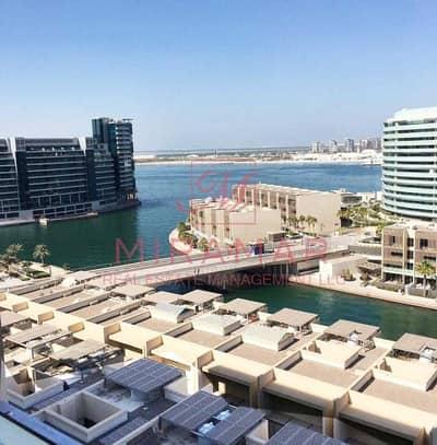 شقة 1 غرفة نوم للبيع في شاطئ الراحة، أبوظبي - FULL SEA VIEW | LARGE APARTMENT | SMART LAYOUT