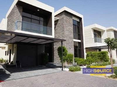 6 Bedroom Villa for Sale in DAMAC Hills (Akoya by DAMAC), Dubai - STANDALONE VILLA | LUXURIOUS FENDI FINISHING | DAMAC HILLS