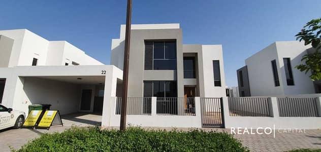 4 Bedroom Villa for Sale in Dubai Hills Estate, Dubai - Single Row sidra 2