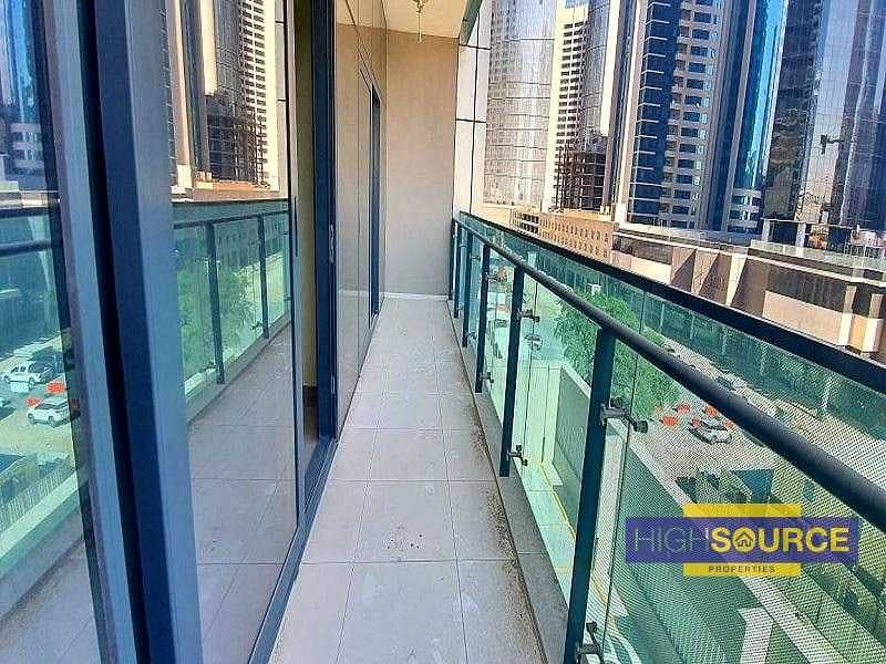 2 BRAND NEW FULL FACILITY BUILDING | 1 BEDROOM WITH DOUBLE BALCONY WITH  KITCHEN APPLIANCES RENT IN MERANO TOWER