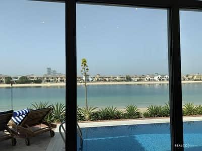 فیلا 5 غرف نوم للايجار في نخلة جميرا، دبي - Brand New Villa   5BR