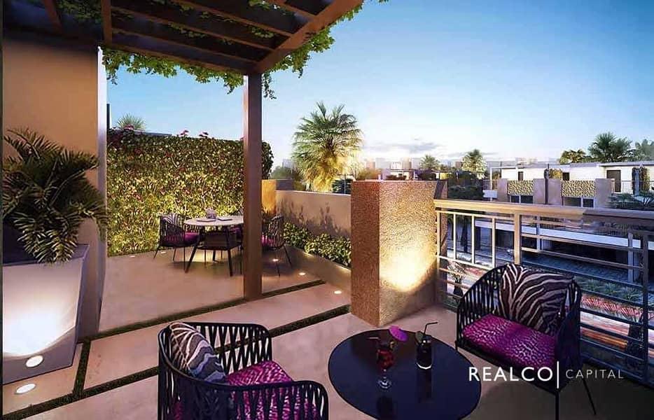 Just Cavalli Branded Villa  by Damac at Akoya Oxygen
