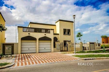 فیلا 3 غرف نوم للبيع في جميرا بارك، دبي - CORNER PLOT ! HUGE 3BR+MAIDS VILLA JP!