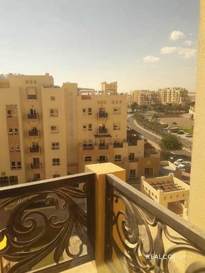 شقة 1 غرفة نوم للايجار في رمرام، دبي - RemRaam AL Thamam One BED for Rent Community View