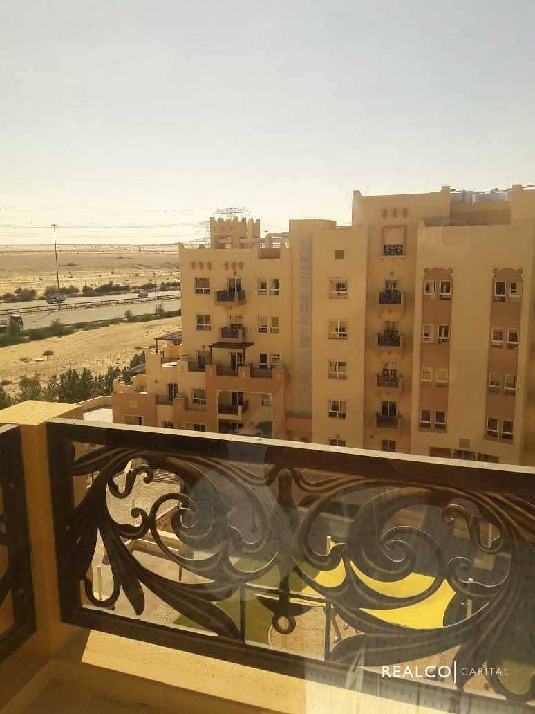 2 RemRaam AL Thamam One BED for Rent Community View