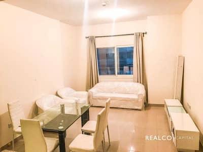 شقة 1 غرفة نوم للبيع في مدينة دبي الرياضية، دبي - SPECIOUS LAYOUT    INVESTOR DEAL    COMMUNITY VIEW  