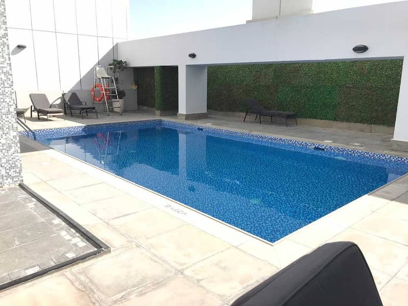 11 High Floor   Fully Furnished   Modern Style And View   PAY MONTHLY