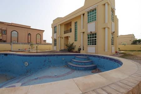 5 Bedroom Villa for Rent in Al Barsha, Dubai - INDEPENDENT 5BR VILLA/POOL/GARDEN/SERVANT BLOCK